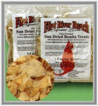 Flint River Ranch Bonita Flakes Cat Treats