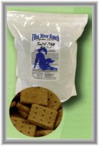 Flint River Ranch Fish and Chips Dog Wafer Treats